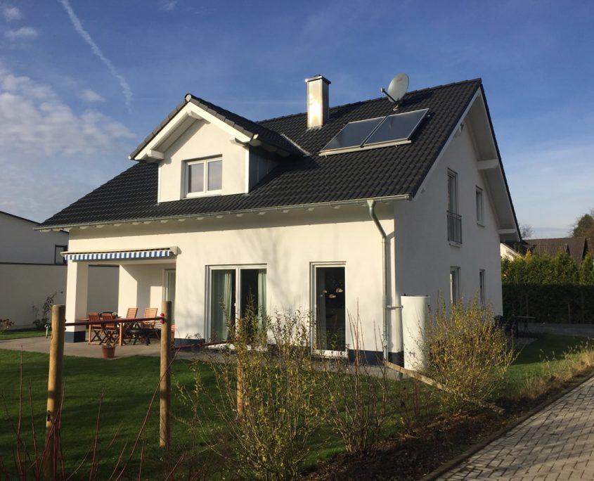 Freistehendes Haus 58 Oberkassel